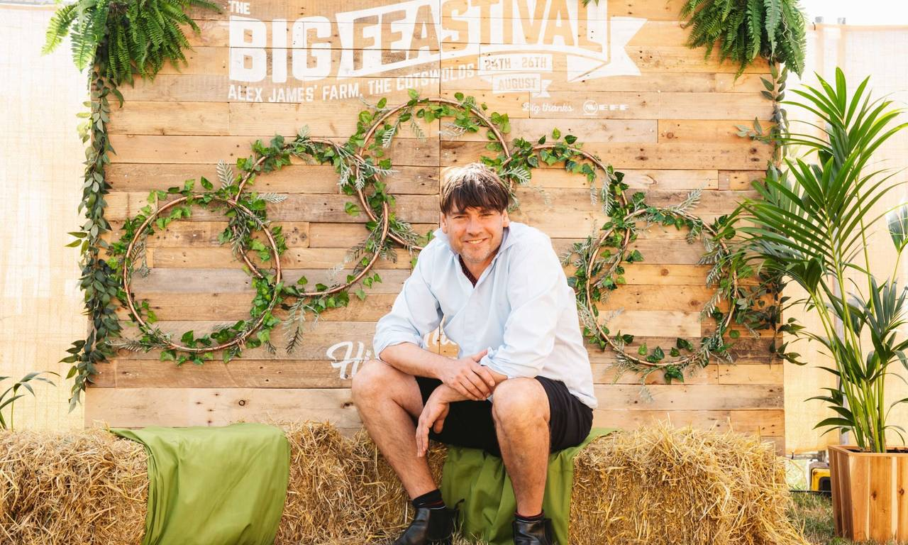 Top Big Feastival Camping Tips from Alex James and friends